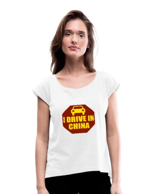 Drive in China T-Shirt