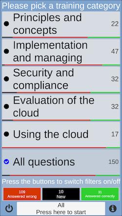 EXIN Cloudf exam